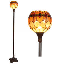 Halogen Floor Lamps With Dimmer by Lighting Halogen Torchiere Floor Lamp Led Torchiere Bulb Bubble