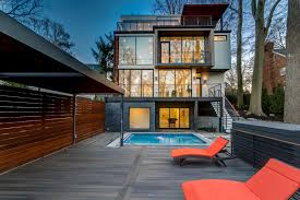 100 Kube Homes Designed By KUBE Architecture Chesapeake House Is Located