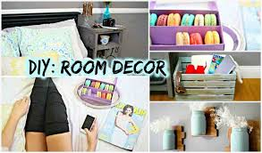 Diy Cheap Projects For Your Bedroom Room Decorations How To Stay Organized Youtube