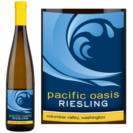 Pacific Oasis Columbia Valley Riesling 750ml