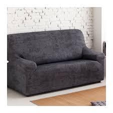 housse de canapé cuir housse fauteuil et canapé bi extensible tibet