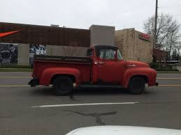 CC Outtake: 1956 Ford F100 – Ten Years Older Than Mine