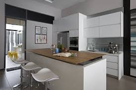 100 Modern Terrace House Design Dry Kitchen And Island By Turn