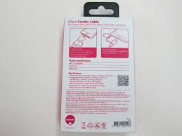 Ozaki O tool bo Cable – Charge & Sync For Lighting …  Blog