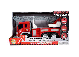100 Action Truck Amazoncom Maxx Fire Rescue Ladder Toy Toys Games
