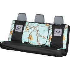 100 Browning Truck Seat Covers Realtree Antler Damask Microfiber Full Size Bench