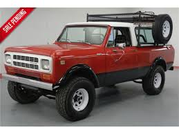 1980 International Scout For Sale | ClassicCars.com | CC-1151608 Off Road 4x4 Trd Four Wheel Drive Mud Truck Jeep Scout 1970 Intertional 1200 Fire Truck Item Da8522 Sol 1974 Ii For Sale 107522 Mcg 1964 Harvester 80 Half Cab Junkyard Find 1972 The Truth 1962 Trucks 1971 800b 1820 Hemmings Motor Restorations Anything 1978 Terra Pickup 5 Things To Do With 43 Intionalharvester Scouts You Just Heres One Way To Bring An Ihc Into The 21st Century