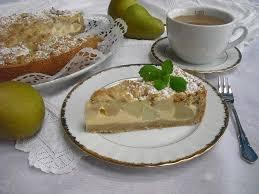 birnenkuchen mit streuseln und schmand knobixenia