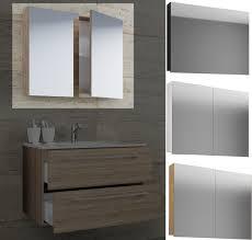 vcm spiegelschrank badspiegel spiegel badezimmer hängespiegel vcb 1 80 cm holz badmöbel spiegelschrank vcb 80cm farbe ohne led beleuchtung