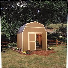 shop heartland rainier gambrel engineered wood storage shed