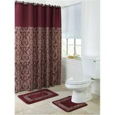 Mickey Mouse Bathroom Sets At Walmart by Mainstay Birds Bathroom Accessories U0026 Shower Curtain Set At