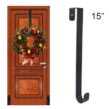 Amazoncom GameXcel Wreath Hanger Over The Door Larger Wreath