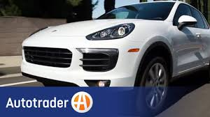 2015 Porsche Cayenne | 5 Reasons To Buy | Autotrader - YouTube
