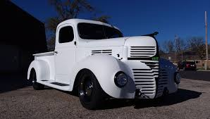 E3 Spark Plugs' 1940 Dodge Truck By Cool Hand Customs – SEMA Bound!
