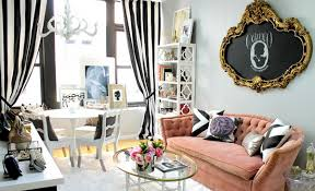 White And Gray Striped Curtains by Make Your Rooms Great With Horizontal Or Vertical Black And White