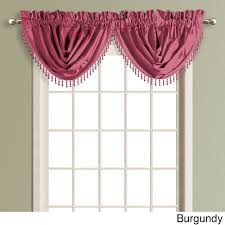 Sears Sheer Lace Curtains by Mineral Color Curtains