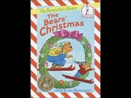 The Berenstain Bears Christmas Tree Book by The Bears Christmas Youtube