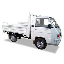 100 Mitsubishi Commercial Trucks L300 With Railings Centro Manufacturing Corporation