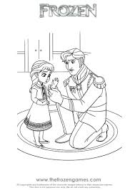 Coloring Pages Disney Frozen Colouring To Print Elsa Pdf Olaf Young Gloves