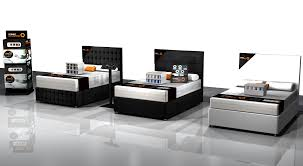 Sleepys Headboards And Footboards by Designs For Octaspring U0027s Point Of Sale Display In Sleep Country