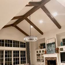 100 Beams In Ceiling Exposed Wood Made To Order Faux Ceiling Beams