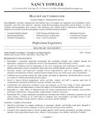 Resume Objectives For Management Creative