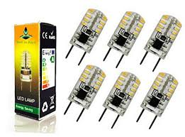 best to buy 6 pack led g8 120v replacement led