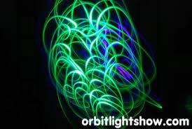 4 Light Hulk LED Orbital