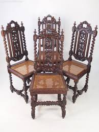 Set 4 Victorian Gothic Oak Dining Chairs - Antiques Atlas Gothic Revival Oak Glastonbury Chair Sale Number 2663b Lot Antique Carved Walnut Throne Arm Bucks County Estate Truly Stunning Medieval Italian Stylethrone Scissor X Large Victorian A Pair Of Adjustable Recling Oak Library Chairs Wick Tracery Cathedral My Parlor Room Purple Reproduction Shop Pair Jacobean Style Armchairs In Streatham Charcoal Gray Painted Rocking By Just The Woods Wicker Seat Side At