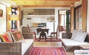 Rustic Safari Living
