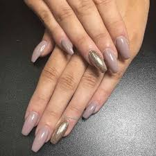 Nails Simple Nail Shapes Almond Trends & Stickers 2018 summer