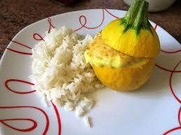 cuisiner la courgette jaune recettes de courgettes jaunes et chèvre