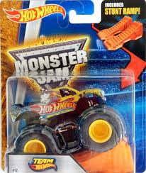100 Team Hot Wheels Monster Truck 164 Jam 2016 12 Top Popular