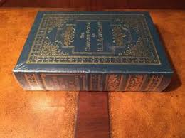 Easton Press THE COMPLETE FICTION OF HP LOVECRAFT SEALED