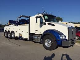 Tow Trucks For Sale|Kenworth|T 880|Fullerton, CA|New Heavy Duty ...