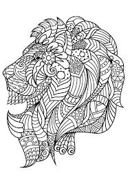 Full Image For Animal Mandala Coloring Pages Pdf Is