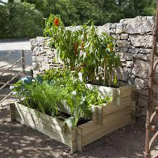 serre pot de fleurs bac jardinière et carré potager castorama