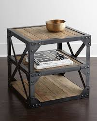 Innovative Small Metal Nightstand 25 Best Ideas About Rustic On Pinterest Diy