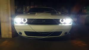 diy 2015 2016 dodge challenger hid headlight kit installation