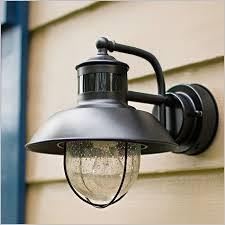 new style outdoor lighting 盪 comfortable motion activated