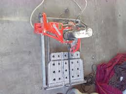 husky tile saw thd950l husky tile saw thd950l tools machinery in hayward ca offerup