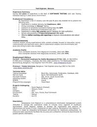 Net Developer Experience 2 Years Fresh Sample Resume Software Engineer Example