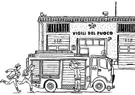 100 Fire Truck Drawing Truck 73 Transportation Printable Coloring Pages