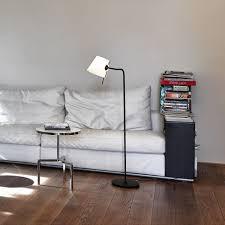 serien lighting dimmbare design leseleuchte elane floor