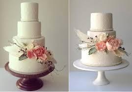 Botanical Style Wedding Cakes Via The Cake That Ate Paris