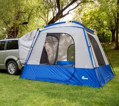 Napier Sportz SUV Tent With Screen Room   Out And About Green