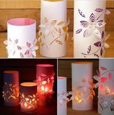 DIY Paper Lanterns With Templates