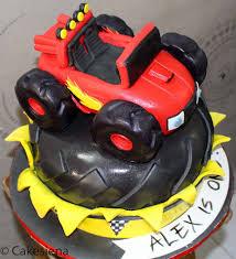 100 Monster Truck Cake Pan 11 Blaze Cartoon S Photo Blaze And Machine Birthday