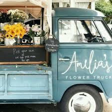 23 Creative Flower Truck