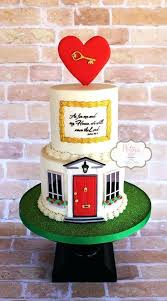 New Home Cake Ideas Does Is Where The Heart Housewarming